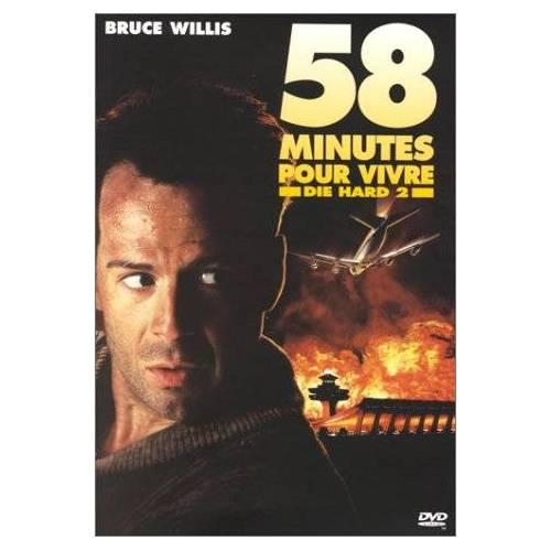 DVD - 58 minutes pour vivre