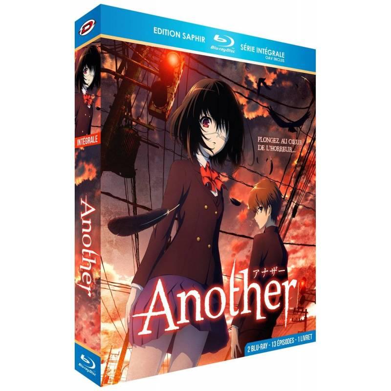 Blu-ray - Another : L'intégrale + OAV - Edition saphir (Blu-ray)
