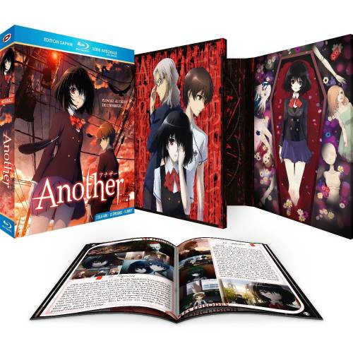 Blu-ray - Another : L'intégrale + OAV - Edition saphir (Blu-ray)