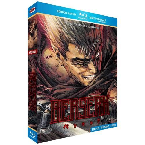 Blu-ray - Berserk : L'intégrale - Edition Saphir (Blu-ray)