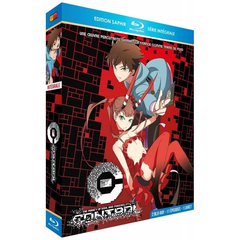 Blu-ray - C-Control : Intégrale - Edition Saphir / 2 Blu-ray + livret