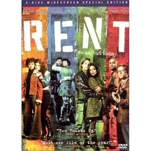 DVD - Rent / 2 DVD