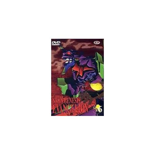 DVD - Neon Genesis Evangelion : Nerv. 6