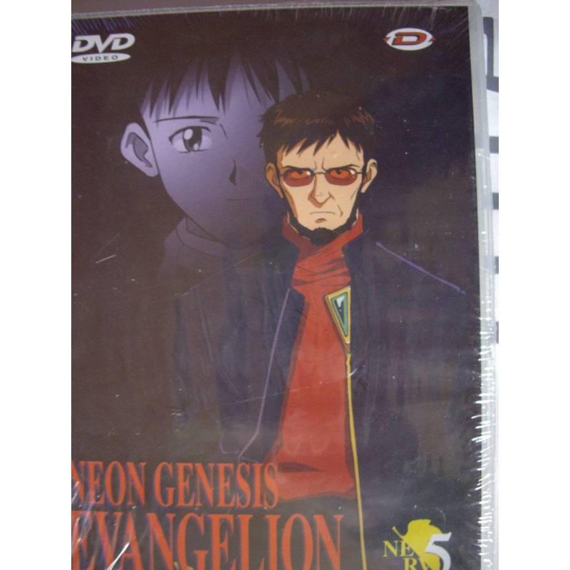 DVD - Neon Genesis Evangelion : Nerv. 5