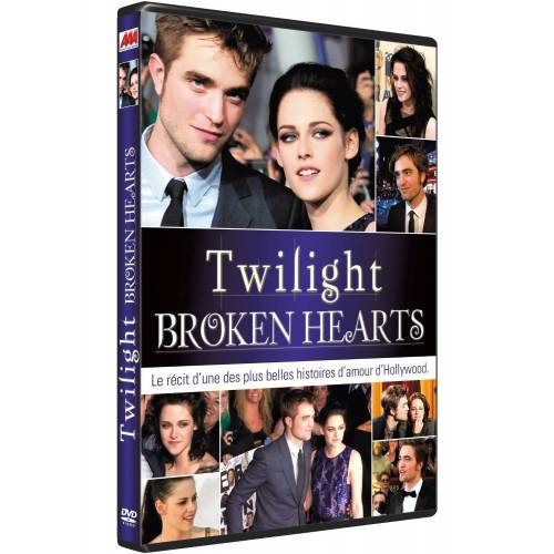 DVD - Twilight Broken Hearts