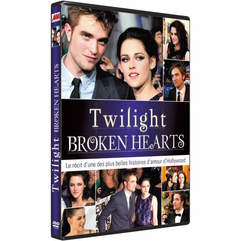 DVD - Twilight Broken Hearts