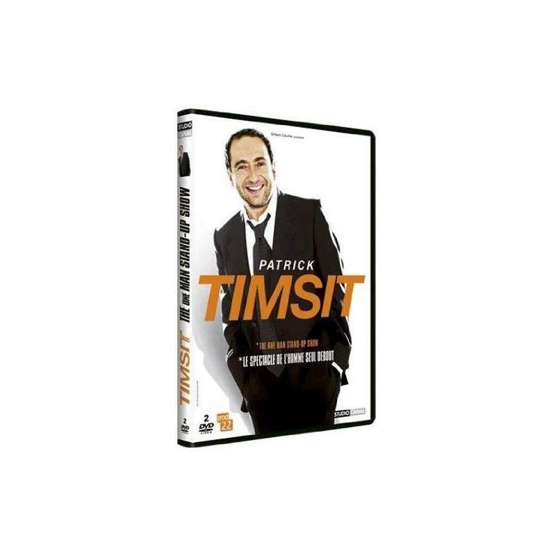 DVD - Patrick Timsit : Le spectacle de l'homme seul debout