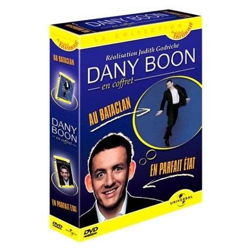 DVD - Dany Boon : Au Bataclan / En parfait état - Le coffret / 2 DVD