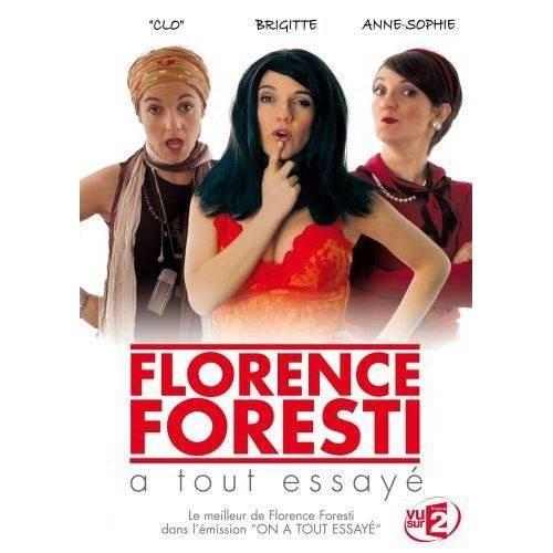 DVD - Florence Foresti a tout essayé