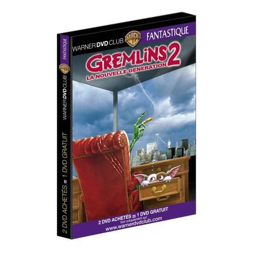 DVD - Gremlins 2 : La nouvelle génération