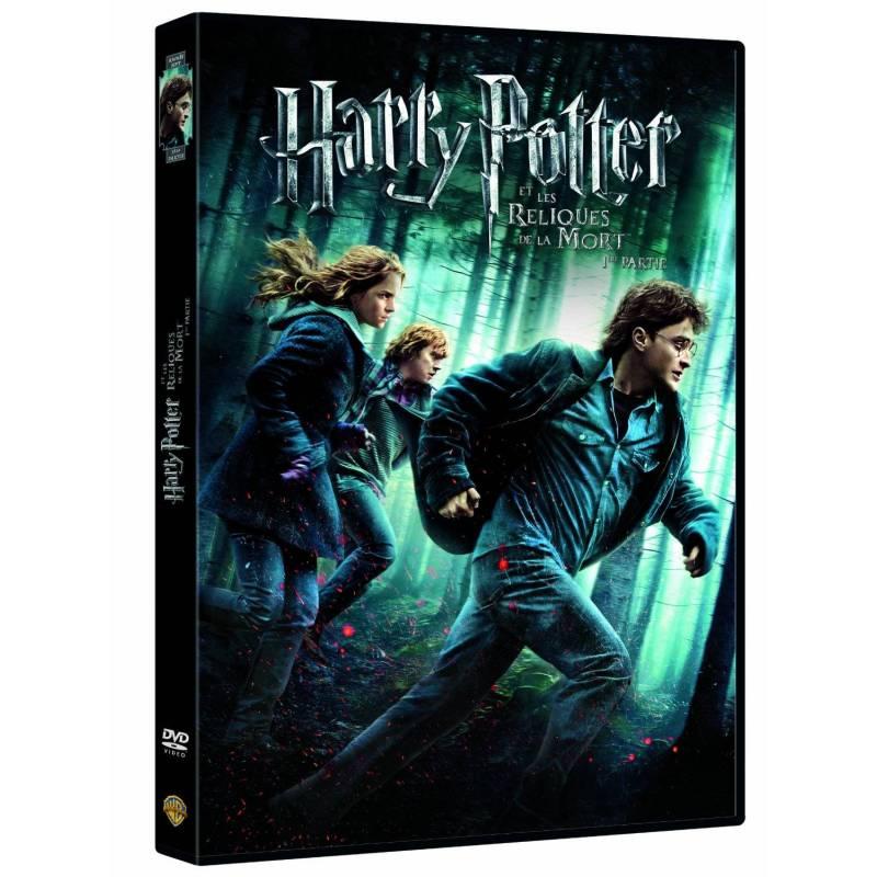 DVD - Harry Potter et les reliques de la mort : Partie 1