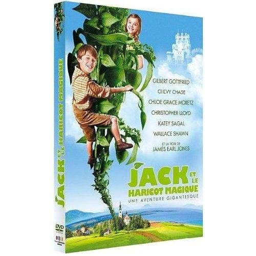 DVD - Jack et le haricot magique