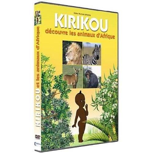 DVD - Kirikou découvre les animaux d'Afrique