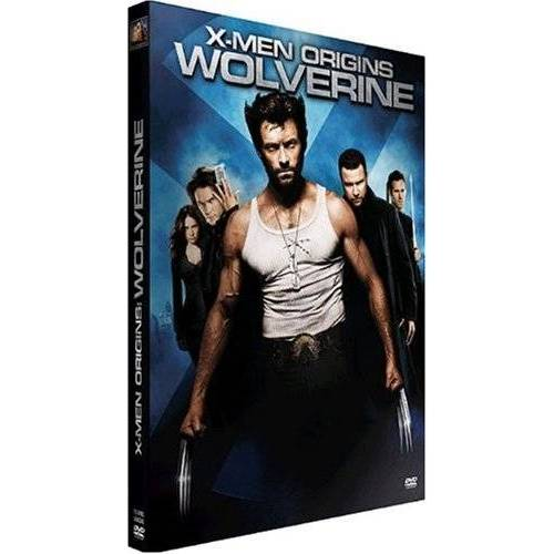 DVD - X-men origins : Wolverine