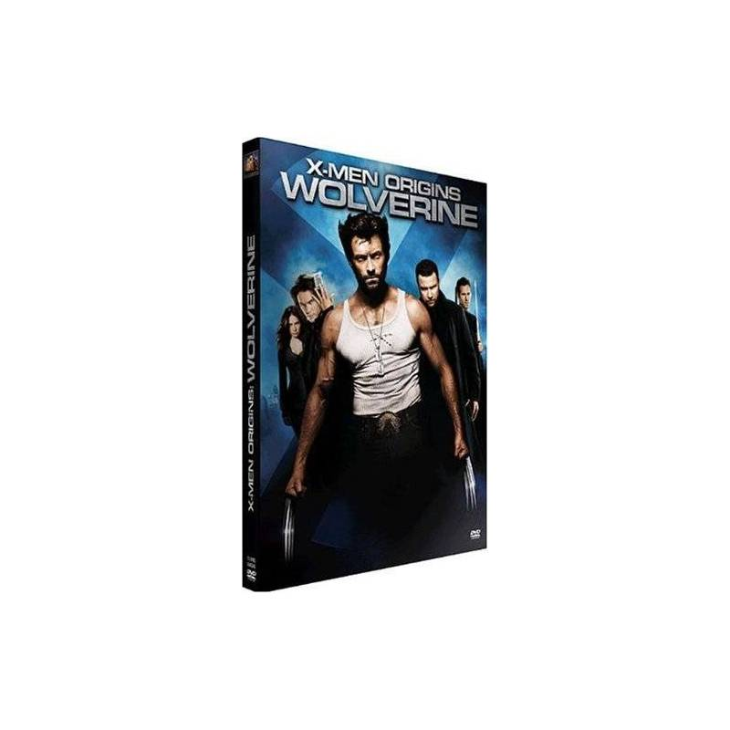 DVD - X-men origins : Wolverine