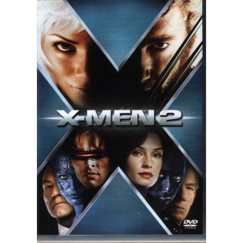 DVD - X-Men 2