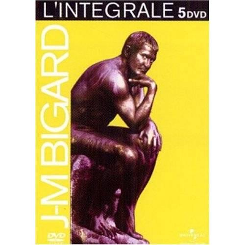 DVD - Jean-Marie Bigard - Totalement Bigard / 5 DVD