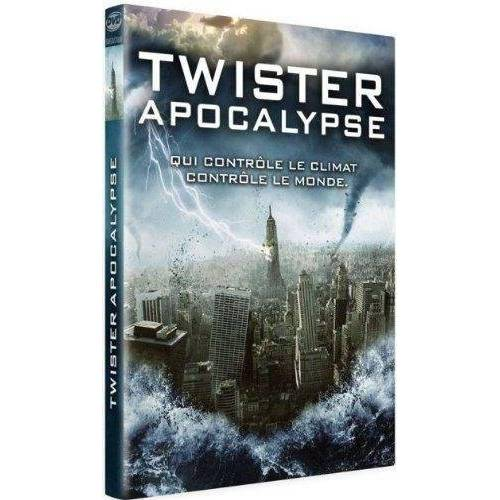 DVD - Twister apocalypse