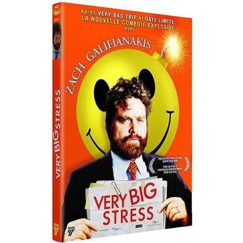 DVD - Very big stress