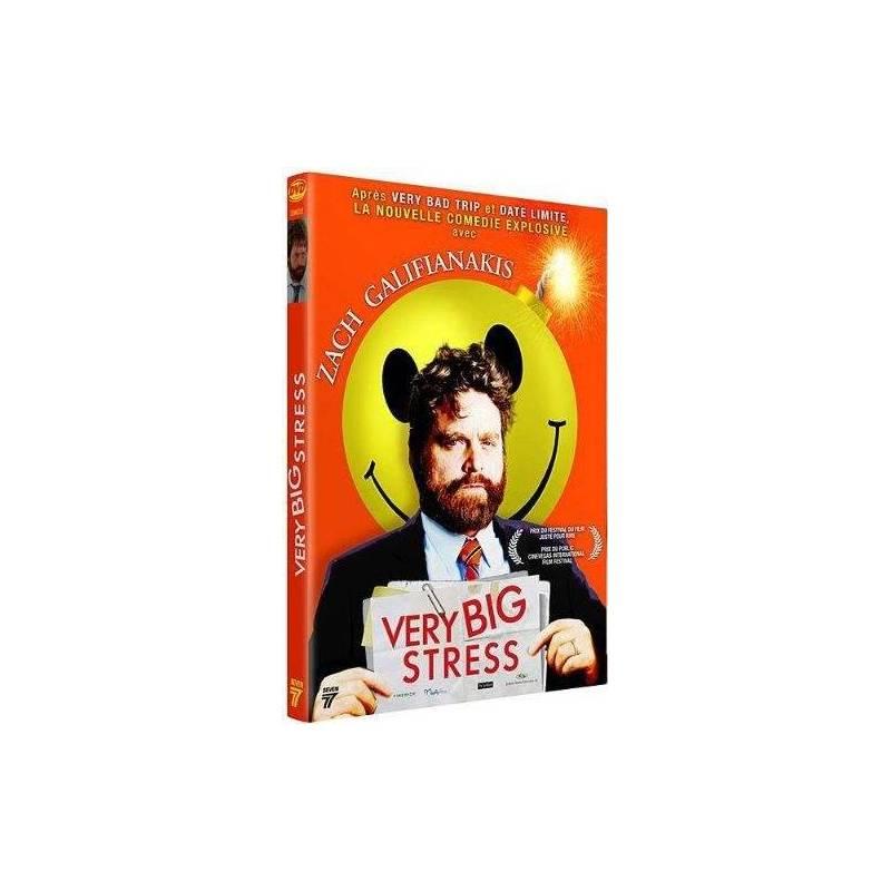 DVD - Very big stress