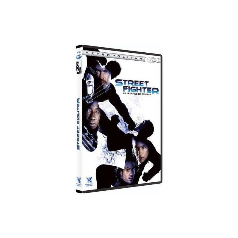 DVD - Street fighter, legend of Chun-Li