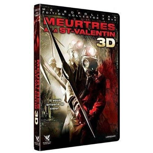 DVD - Meurtres à la Saint Valentin