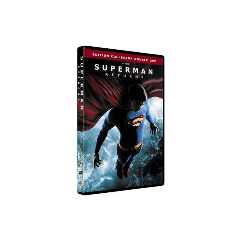 DVD - Superman returns - Edition collector / 2 DVD