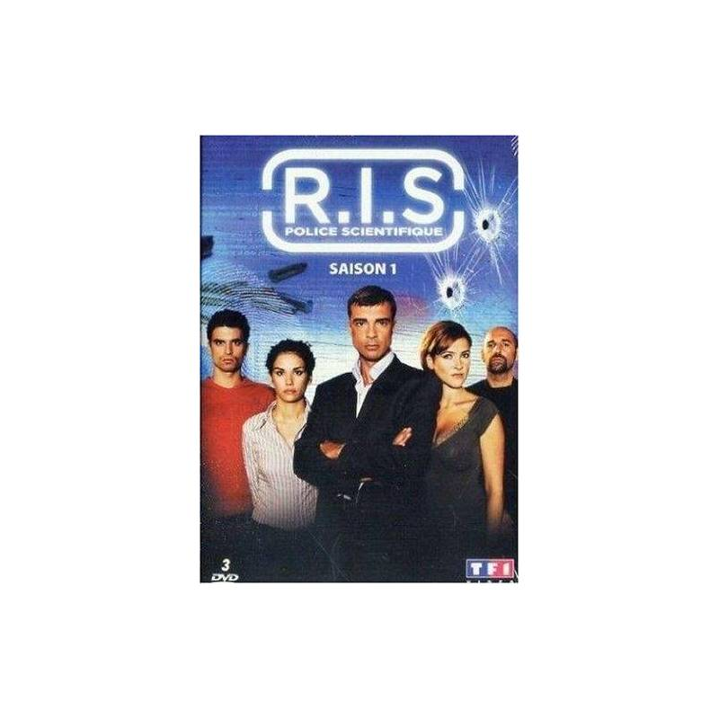 DVD - R.I.S police scientifique : Saison 1
