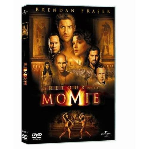 DVD - Le retour de la momie