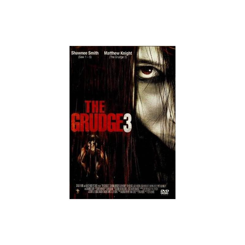 DVD - The grudge 3
