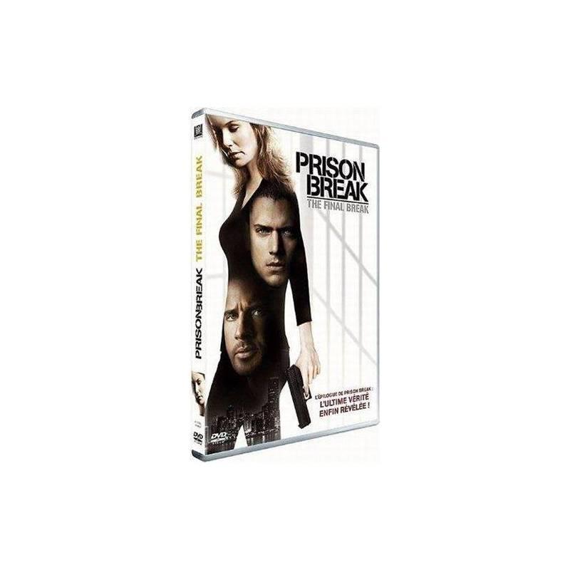 DVD - Prison break : The final break
