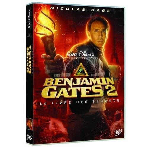 DVD - Benjamin Gates et le livre des secrets