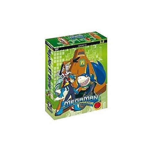 DVD - Megaman NT Warrior Vol. 4 / 3 DVD