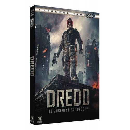 DVD - Dredd