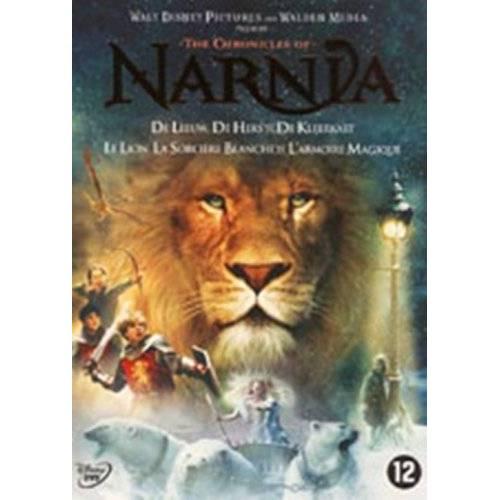 DVD - Le monde de Narnia Vol. 1 : Le lion, la sorcière blanche et l'armoire magique