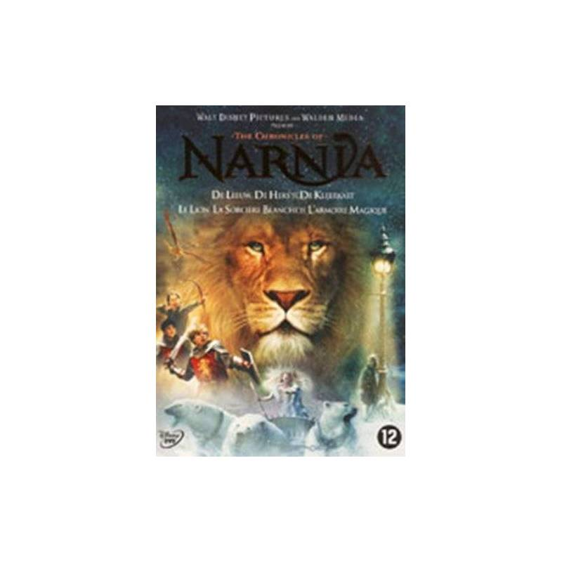 dvd le monde de narnia vol 1 le lion la sorci re. Black Bedroom Furniture Sets. Home Design Ideas
