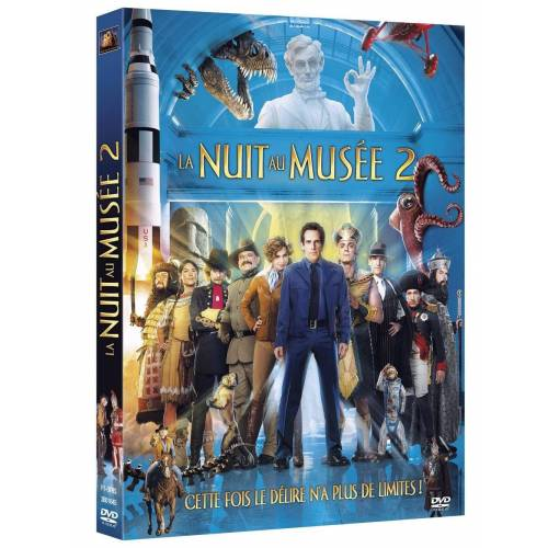 DVD - La nuit au musée 2