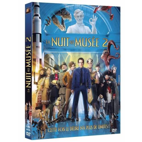 DVD - La nuit au musée 2