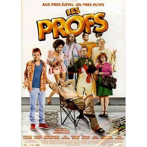 DVD - Les profs