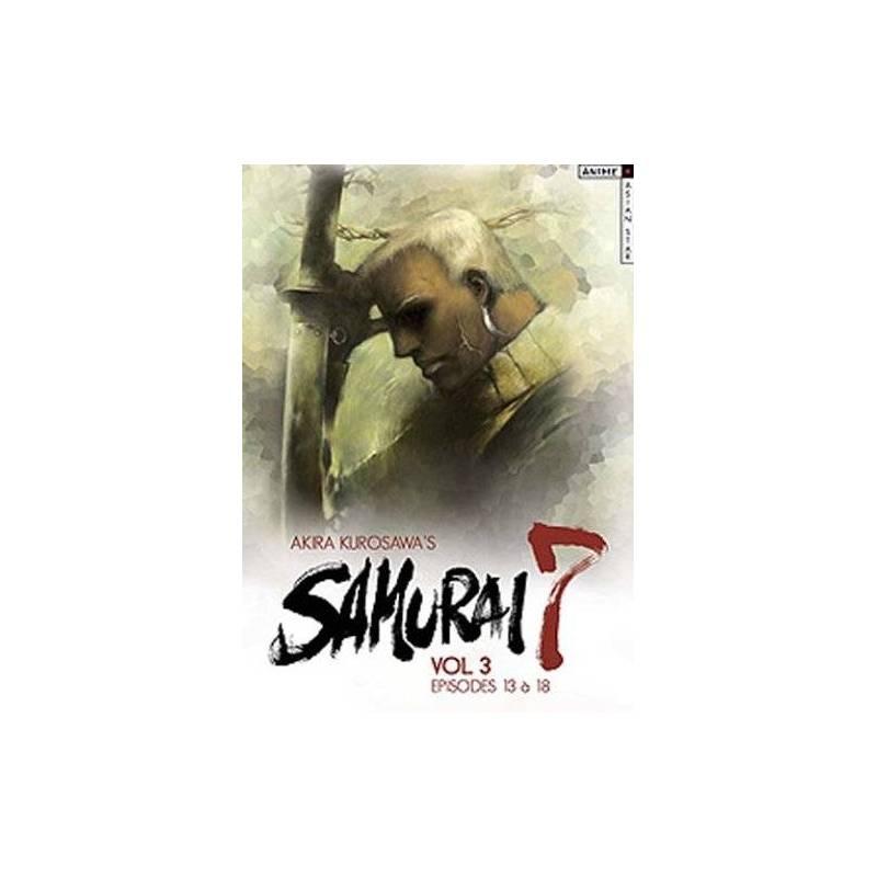 DVD - Samuraï 7 Vol. 3