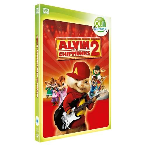 DVD - Alvin et les Chipmunks 2