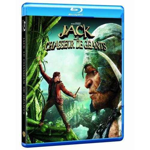 DVD - JACK LE CHASSEUR DE GEANTS