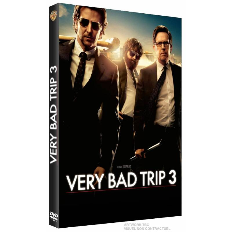 DVD - Very bad trip 3