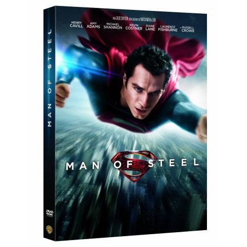 DVD - Man of Steel