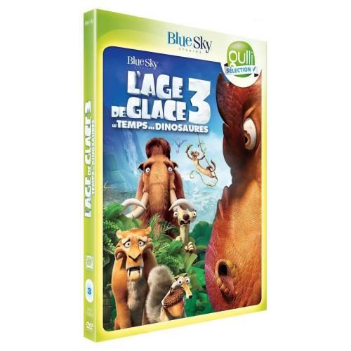 DVD - L'âge de glace 3 : Le temps des dinosaures