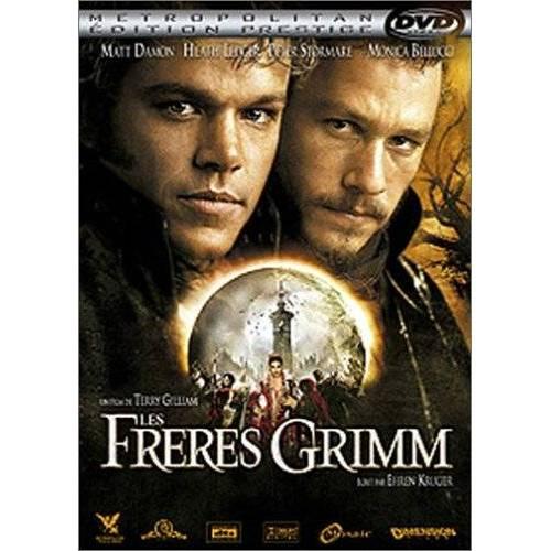 DVD - Les frères Grimm