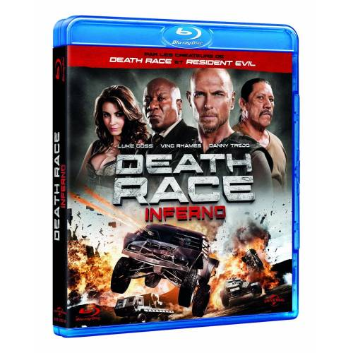 Blu-ray - Death race : Inferno