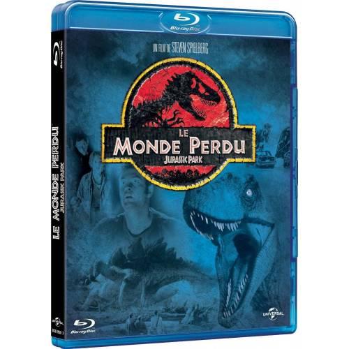 Blu-ray - Jurassic park : le monde perdu