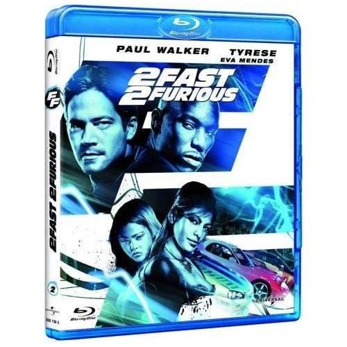 Blu-ray - 2 fast 2 furious