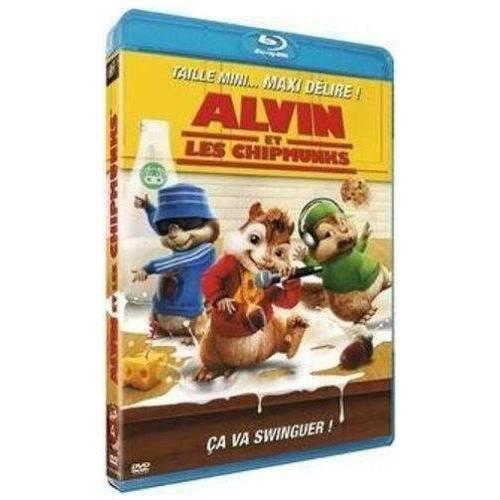 Blu-ray - Alvin et les Chipmunks